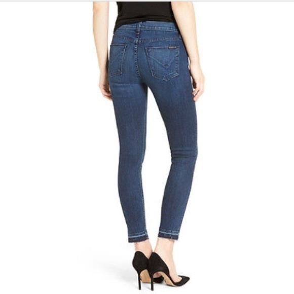 Hudson Jeans Denim - Hudson - Nico Super Skinny Ankle w/ Released Hem